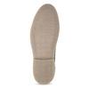 Pánske kožené Desert Boots šedé bata, šedá, 823-8655 - 18