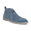 Pánske kožené Desert Boots modré bata, modrá, 823-9655 - 13