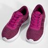 Detské ružové tenisky v športovom štýle adidas, ružová, 309-5209 - 16