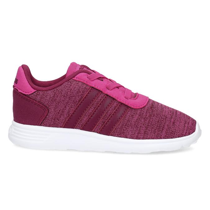 Detské ružové tenisky adidas, ružová, 109-5243 - 19