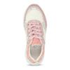Dievčenské detské tenisky strieborno-ružové mini-b, ružová, 321-5684 - 17