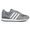 Pánske sivé tenisky kožené adidas, šedá, 803-2102 - 19