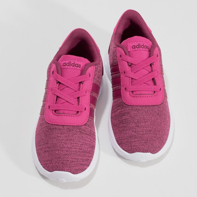 Detské ružové tenisky adidas, ružová, 109-5243 - 16
