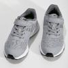 Dievčenské športové šedé tenisky nike, šedá, 309-2191 - 16