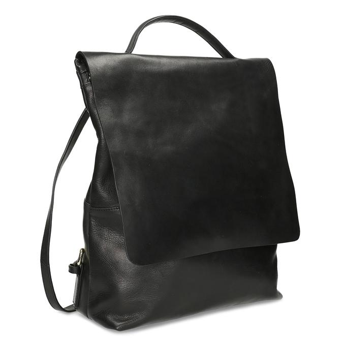 6202a1570b Bata Kožený čierny batoh - Najpredávanejšie