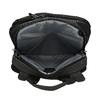 Čierny kvalitný cestovný batoh samsonite, čierna, 960-6056 - 15