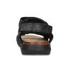 Pánske sandále kožené comfit, čierna, 864-6732 - 15