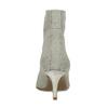 Dámske členkové topánky s metalickým podpätkom bata-b-flex, šedá, 799-2648 - 15