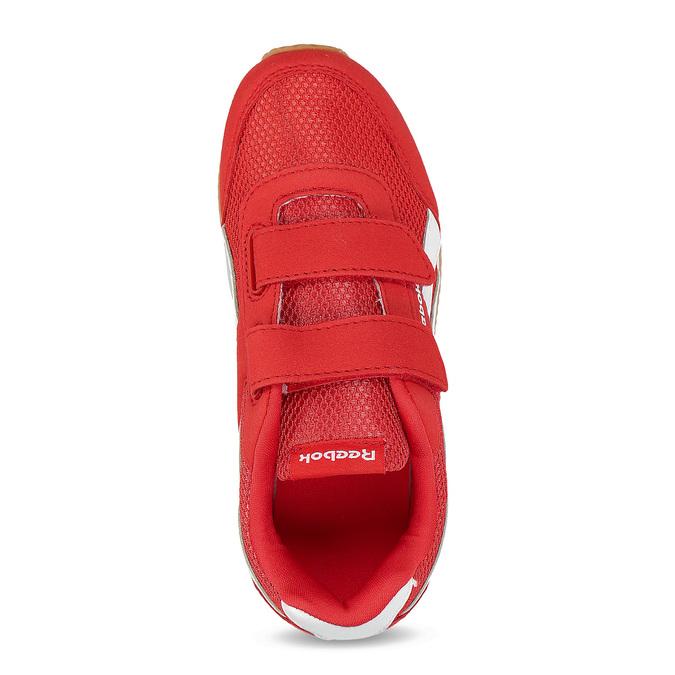 Červené detské tenisky reebok, červená, 309-5176 - 17