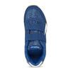 Chlapčenské tenisky na suchý zips reebok, modrá, 309-9196 - 17