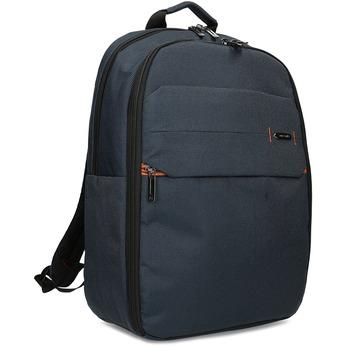 Modrý cestovný batoh s oranžovými detailami samsonite, modrá, 960-9056 - 13