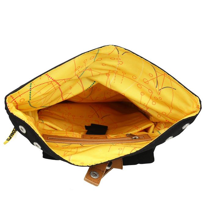 Šedý unisex batoh so vzorom bata-colours-of-ostrava, šedá, 969-2705 - 15
