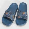 Modré pánske nazuváky so vzorom coqui, modrá, 872-9658 - 16