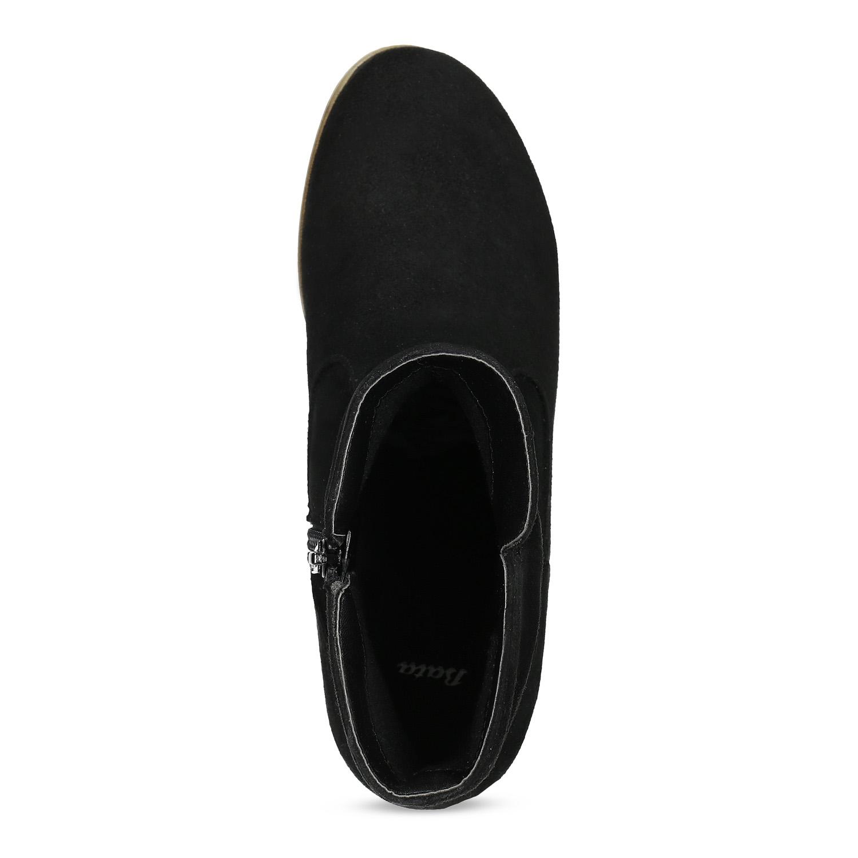 c6ddb85dc12d1 ... Dámské členkové čižmy bata, čierna, 599-6614 - 17 ...