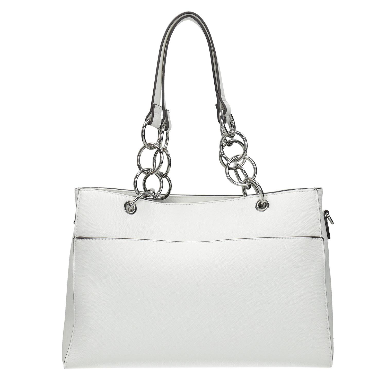 010dba133 ... Biela kabelka s retiazkou bata, biela, 961-1343 - 26 ...