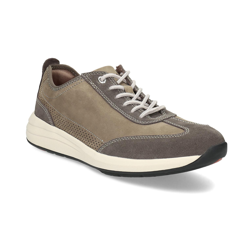 f86b14e8b238 Kožené pánske tenisky Clarks - Všetky topánky