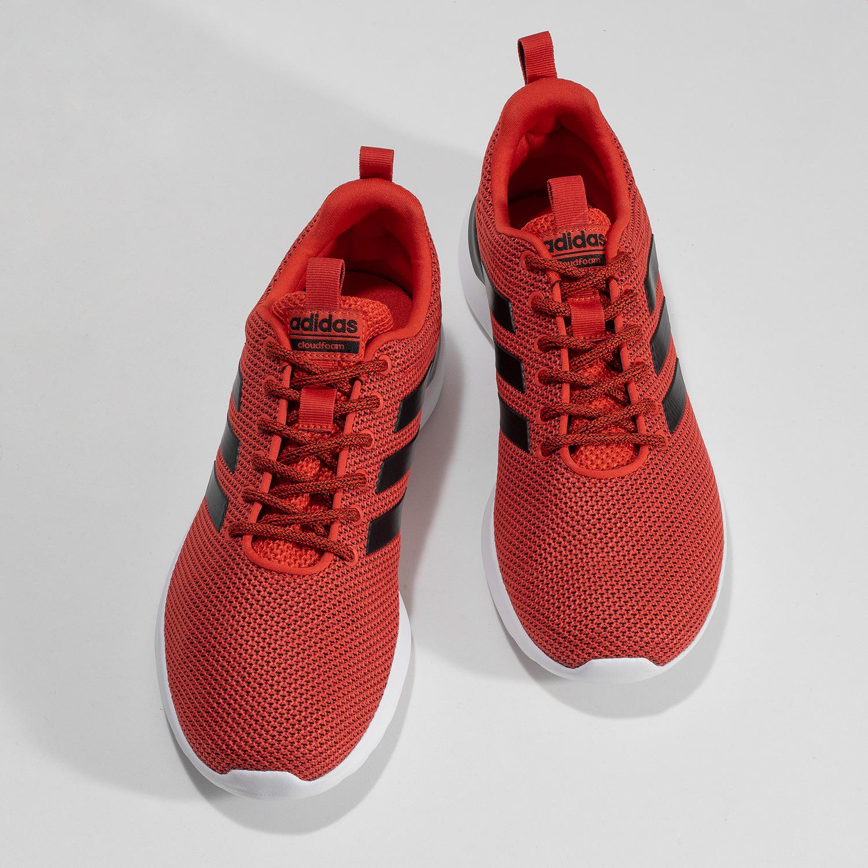 950c6d95d7 Adidas Pánske červené tenisky s čiernymi detailmi - Všetky topánky ...